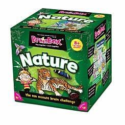 Brainbox Nature Card Game