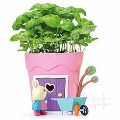 Grow with Peppa Rebecca Rabbit Pot