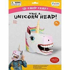 Unicorn 3D Card Craft