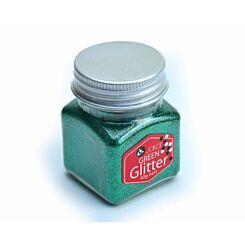 Jakar Glitter Shaker 40g Green