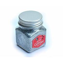 Jakar Glitter Shaker 40g Silver