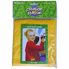 Creation Station Messy Play Smock 4 to 9 years