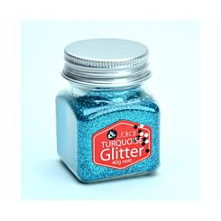 Jakar Glitter Shaker 40g Turquoise