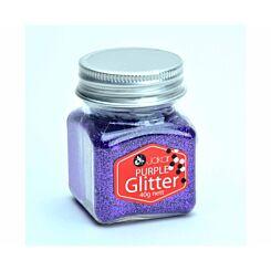 Jakar Glitter Shaker 40g Purple