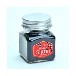 Jakar Glitter Shaker 40g Black