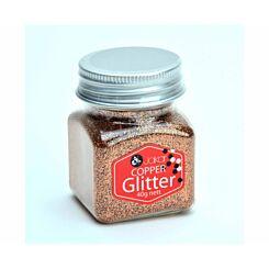 Jakar Glitter Shaker 40g Copper