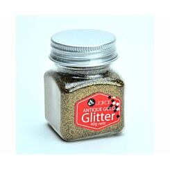 Jakar Glitter Shaker 40g Antique Gold