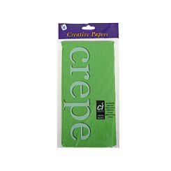 Creativity Crepe Paper 300x50cm Green