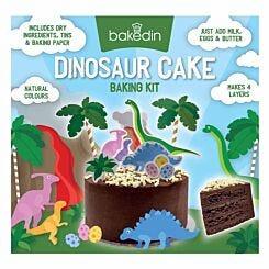 Bakedin Dinosaur CakeBaking Kit
