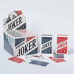 Joker Playing Cards Red and Blue