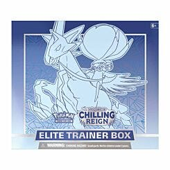 Pokemon TCG Elite Trainer Box Chilling Reign