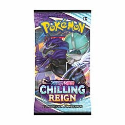 Pokemon TCG Sword and Shield 06 Chilling Reign Booster
