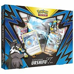 Pokemon Trading Card Game Sword and Shield Battle Styles Urshifu V Collection Box