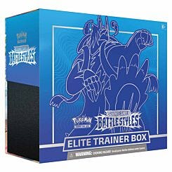 Pokemon Trading Card Game Sword and Shield Battle Styles Elite Trainer Box