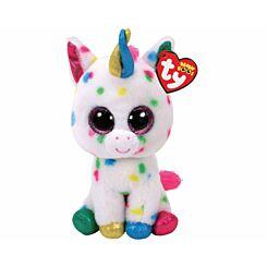 ty Harmonie Unicorn Beanie Boo