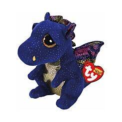 ty Saffire Dragon Beanie Boo
