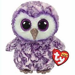 ty Moonlight Owl Beanie Boo