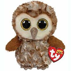 ty Percy Owl Beanie Boo