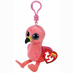 ty Gilda Flamingo Boo Clip