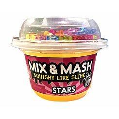 Compound Kings Mix n Mash Yoghurt Cup Stars Slime