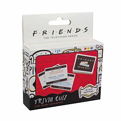 Friends Trivia Quiz Game