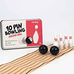 Tin Games Ten Pin Bowling