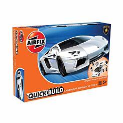 Airfix Quickbuild Lamborghini Aventador White