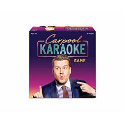 Carpool Karaoke Card Game