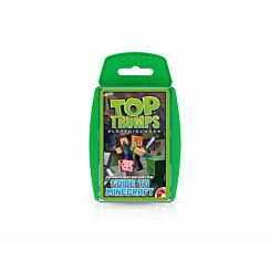 Unofficial Guide to Minecraft Top Trumps Card Game