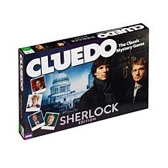 Sherlock Holmes Cluedo Board Game