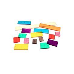 Plastic Fraction Pieces Set