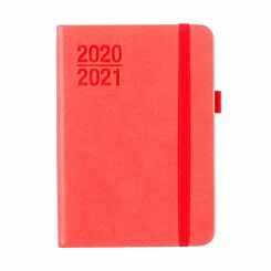 Ryman Soft Cover Diary Week to View A6 2020-2021