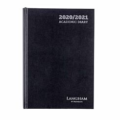 Langham Appointments Diary Page a Day A5 2020-2021