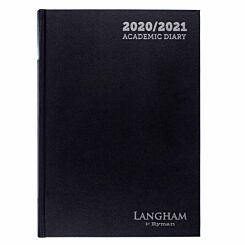 Langham Appointments Diary Page a Day A4 2020-2021