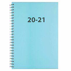 Ryman Wiro Diary Week to View A5 2020-2021 Mint