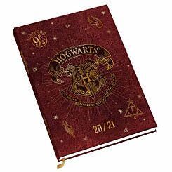 Harry Potter Diary Mid-Year Week to View A5 2020-2021