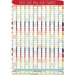 Tallon Designer Mid-Year Planner 2020-2021