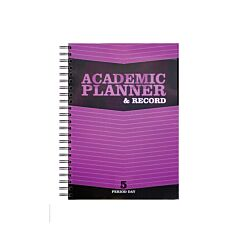 Silvine A4 Twinwire Academic Plan + Record 5 Period