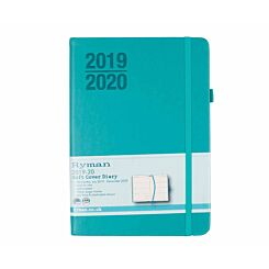Ryman Soft Cover Diary Week to View A5 2019-2020