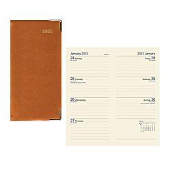 Dataday SL7UPQ Week to View Slim Pocket Diary