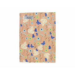 Letts Kraft Butterflies Flexi Diary Day to View A5 2020