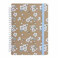 Letts Kraft Bee Diary Week to View A5 2021