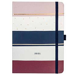 Busy B Busy Life Diary Week to View 2021