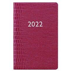 Letts 2022 Iguana Mini Pocket Week to View Diary