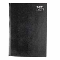 Ryman Diary 2 Pages per Day A4 2021