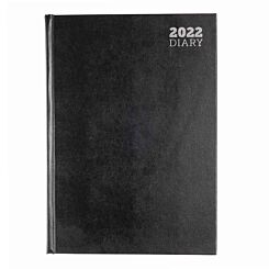 Ryman Diary 2 Pages per Day A4 2022