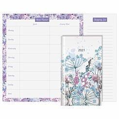 Pocket Dairy Diary Set 2021