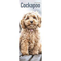 Cockapoo 2022 Slim Calendar