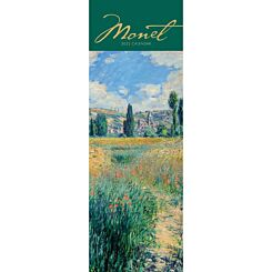 Claude Monet 2022 Slim Calendar