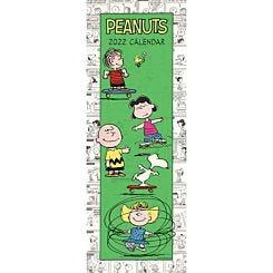 Peanuts 2022 Slim Calendar